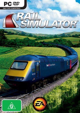 Rail Simulator EA Kuju Train Sim for PC