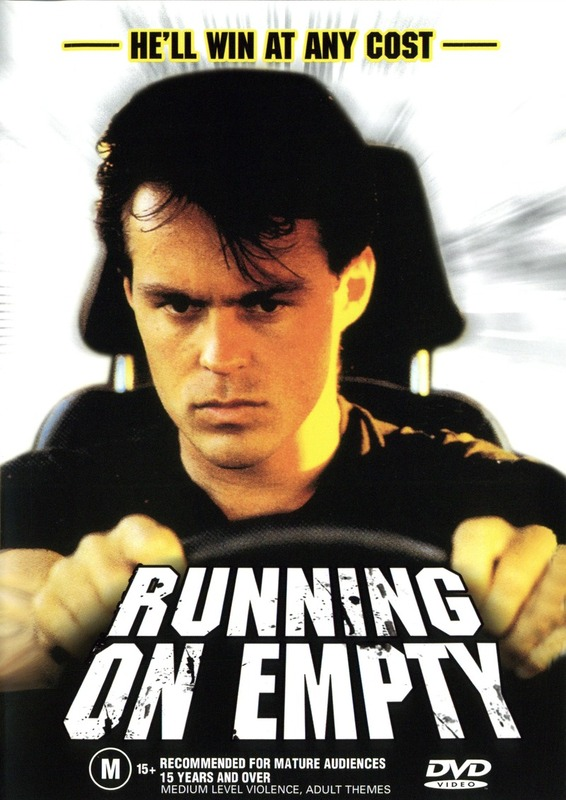 Running on Empty on DVD