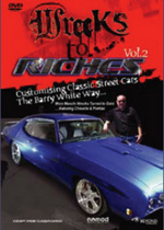 Wrecks To Riches - Vol. 2 on DVD