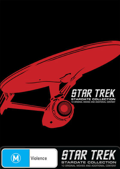 Star Trek Stardate Collection - I-X Box Set on DVD