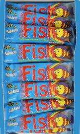 Rainbow - Chocky Fish Bulk Box (50 Choc Fish, 1.25kg) image