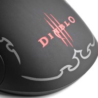 SteelSeries Diablo III Reaper of Souls Gaming Mouse for PC Games image