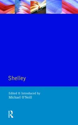 Shelley by Michael O'Neill image