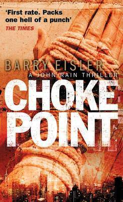 Choke Point by Barry Eisler image