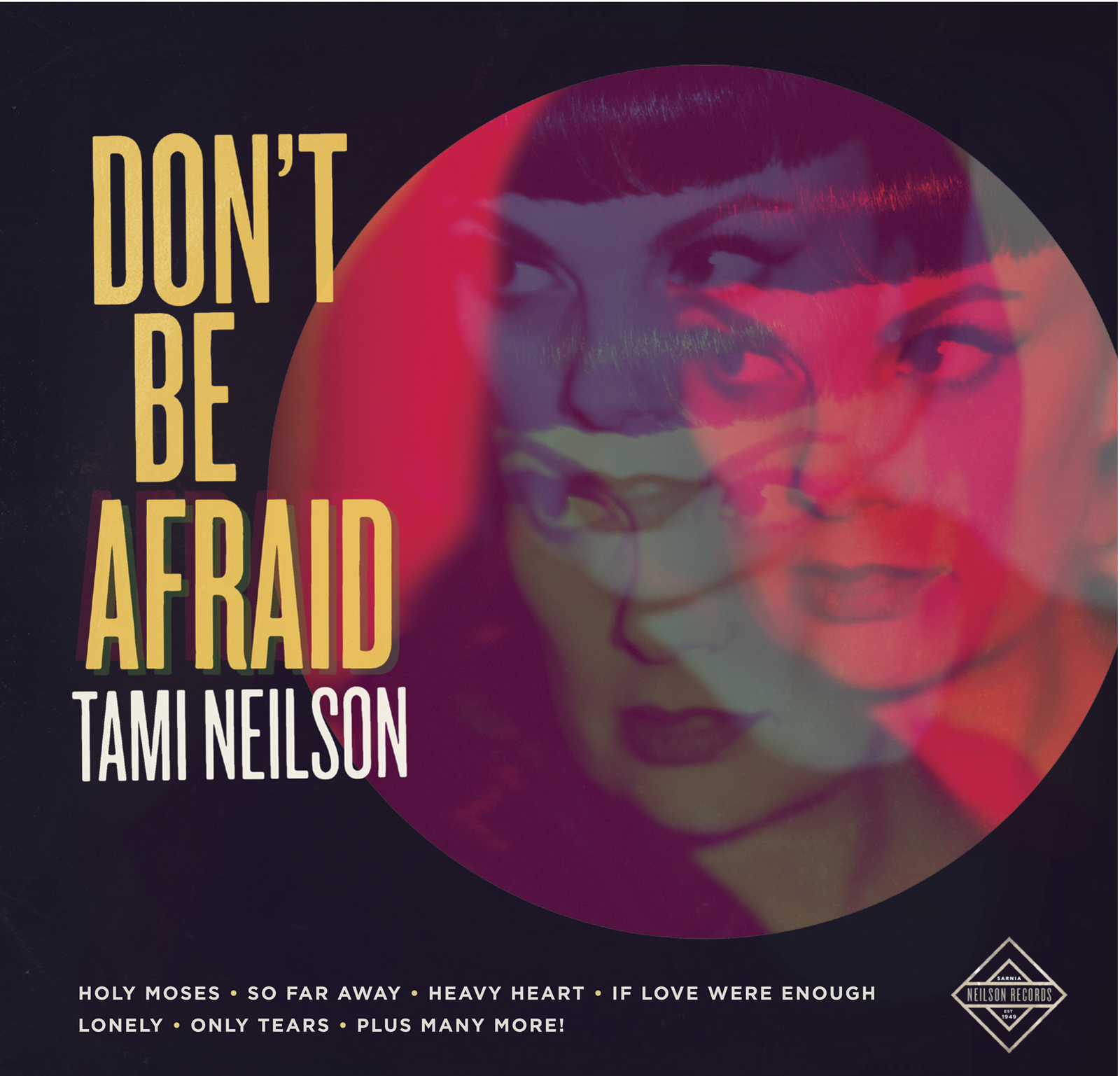 Don't Be Afraid by Tami Neilson image