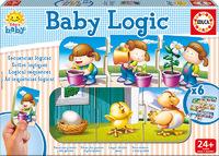 Educa: Baby Puzzles - Logic
