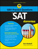 1,001 SAT Practice Problems For Dummies by Ron Woldoff