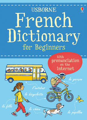 French Dictionary For Beginners by Helen Davies image