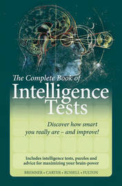 The Complete Book of Intelligence Tests image