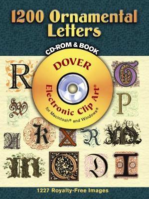 1200 Ornamental Letters image