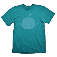 Stardew Valley Junimo Blue T-Shirt (XX-Large)