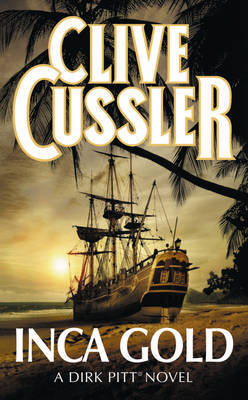 Inca Gold (Dirk Pitt #12) by Clive Cussler image