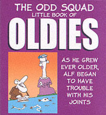 Little Book of Oldies by Allan Plenderleith image