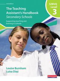 S/NVQ Level 3 Teaching Assistant's Handbook: Secondary Schools, image