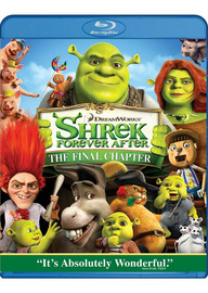 Shrek Forever After: The Final Chapter (Including DVD), (2 Disc Set) on DVD, Blu-ray