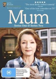 Mum - Series 1 & 2 on DVD