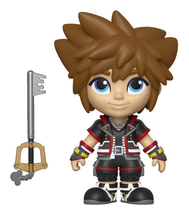 Kingdom Hearts III: Sora - 5-Star Vinyl Figure