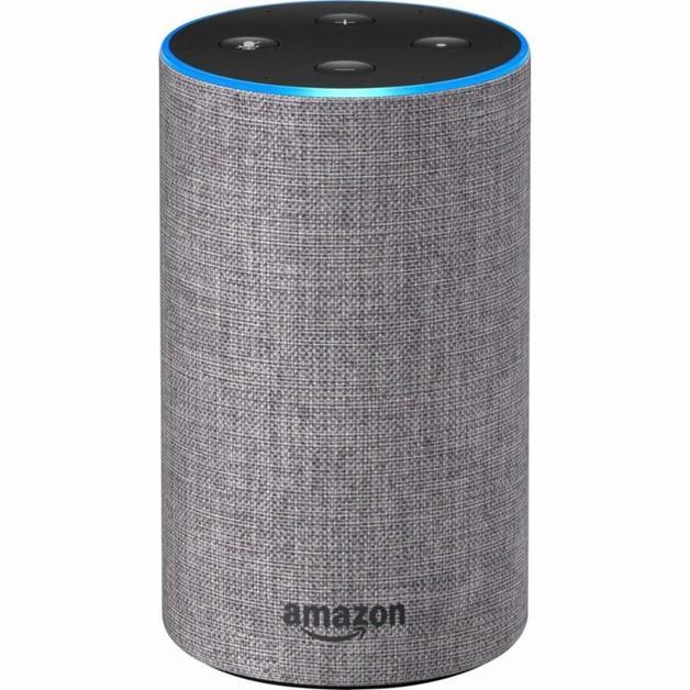 Amazon: Echo (2nd Generation) Speaker - Grey