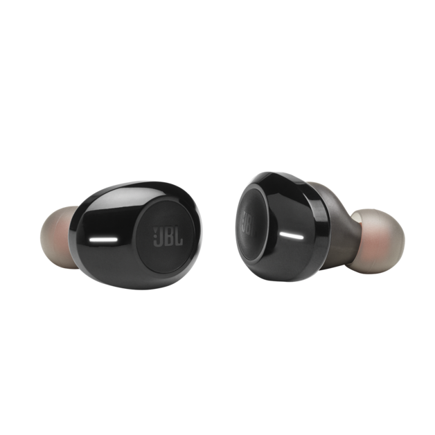 JBL: Tune 120TWS In-Ear Headphones - Black