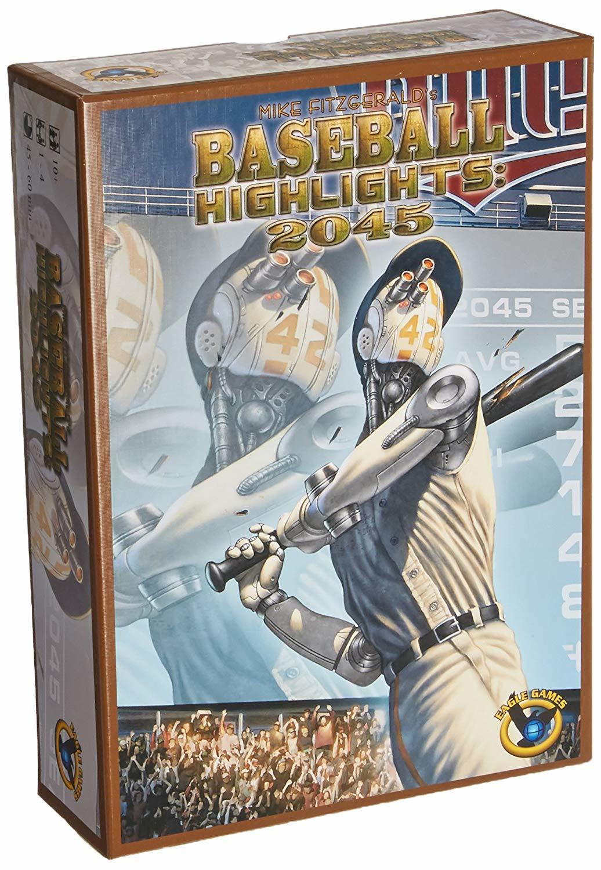 Baseball Highlights 2045: 2017 Edition - Board Game image