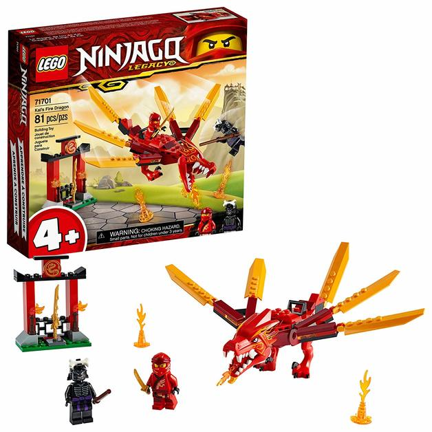 LEGO Ninjago: Kai's Fire Dragon - (71701)
