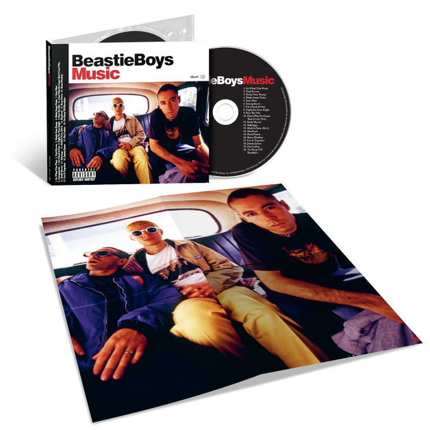 Beastie Boys Music by The Beastie Boys