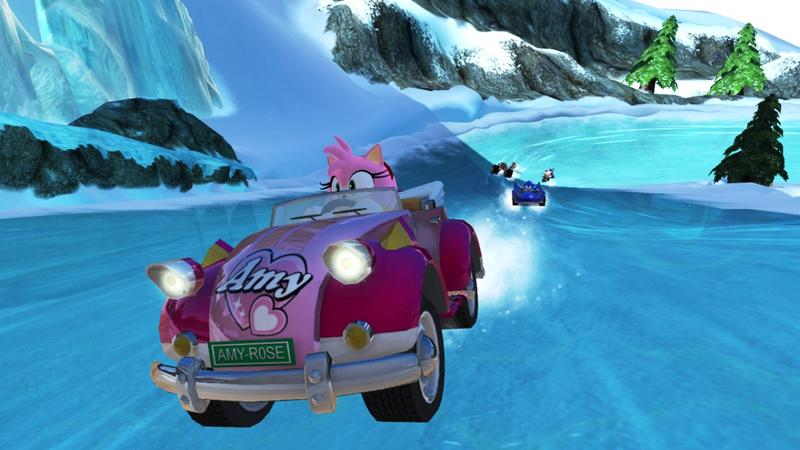 Sonic & SEGA All-Stars Racing (Classics) for Xbox 360 image