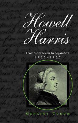 Howell Harris by Geraint Tudur