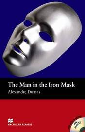 The Man in the Iron Mask: Beginner by Alexandre Dumas image