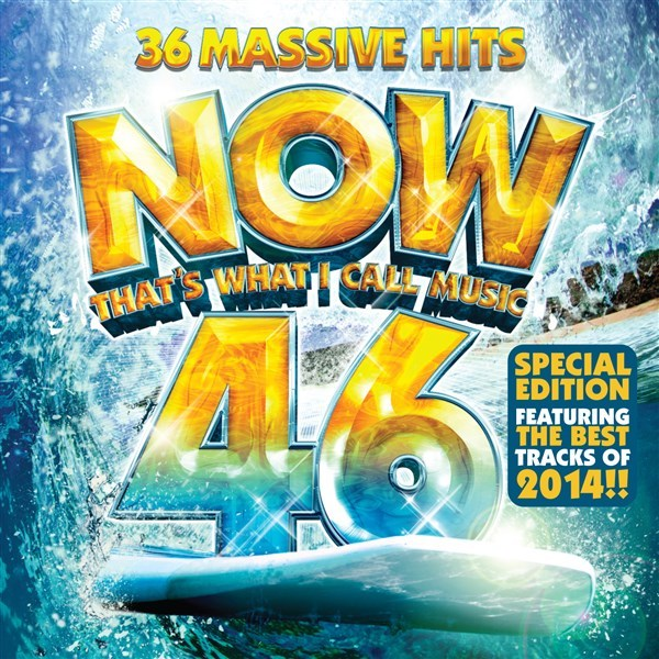 Now That's What I Call Music 46 (2CD) by Various Artists