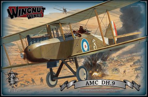 Wingnut Wings 1/32 AMC DH.9 Model Kit image