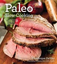 Paleo Slow Cooking by Cider Mill Press