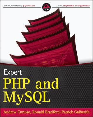 Expert PHP and MySQL by Andrew Curioso image