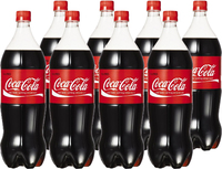 Coca-cola Soft Drink (1.5l X 8)