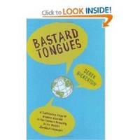 Bastard Tongues by Derek Bickerton image