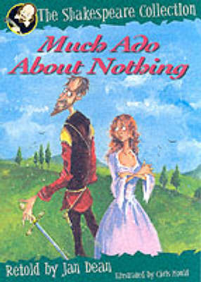 Much Ado About Nothing by Jan Dean image