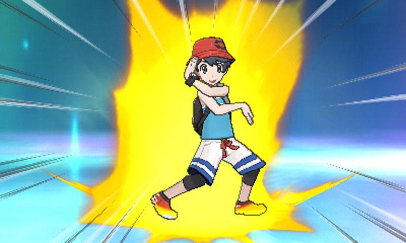 Pokemon Ultra Sun for Nintendo 3DS image