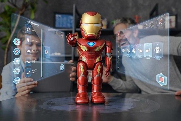 UBTech: Iron Man MK50 Interactive Robot