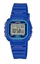 Casio Youth Series Watch Blue - LA-20WH-2ADF image