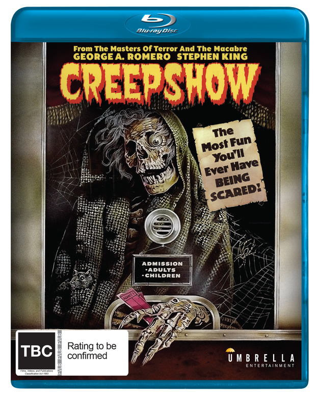 Creepshow on Blu-ray