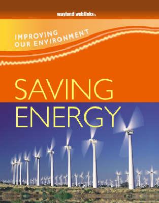 Saving Energy by Jen Green image