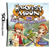 Harvest Moon: The Tale of Two Towns for Nintendo DS