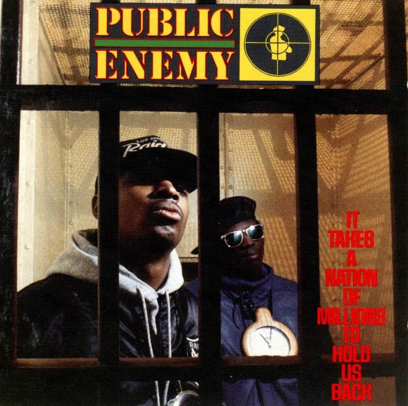 It Takes A Nation Of Millions To Hold Us Back by Public Enemy image