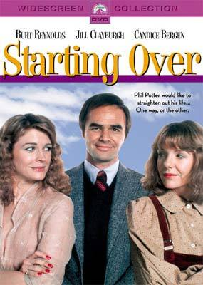 Starting Over on DVD