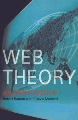 Web Theory by Robert Burnett image