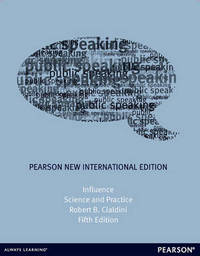 Influence: Pearson New International Edition by Robert B. Cialdini