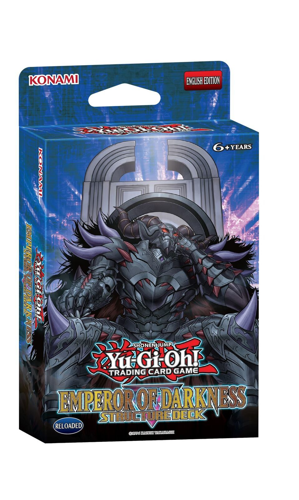 Yu-Gi-Oh! Emperor of Darkness Structure Deck. image