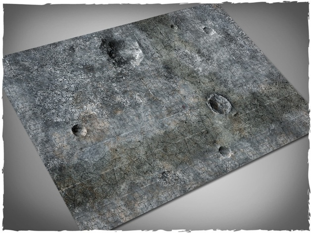 DeepCut Studio City Ruins Neoprene Mat (6x4)