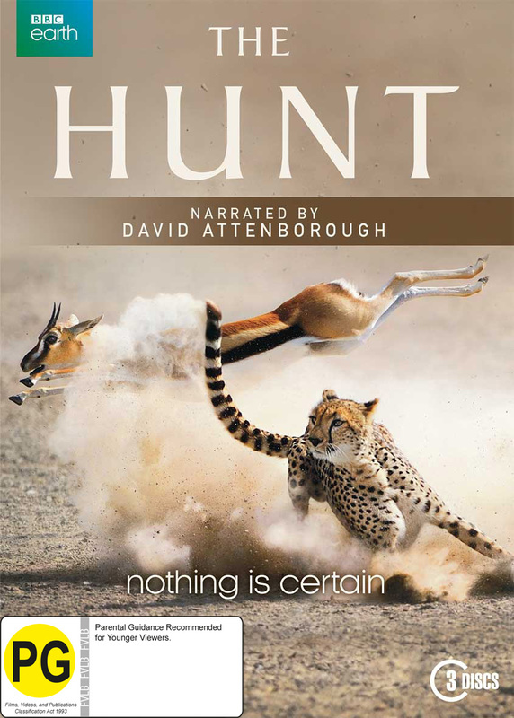 The Hunt on DVD