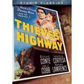 Thieves' Highway on DVD